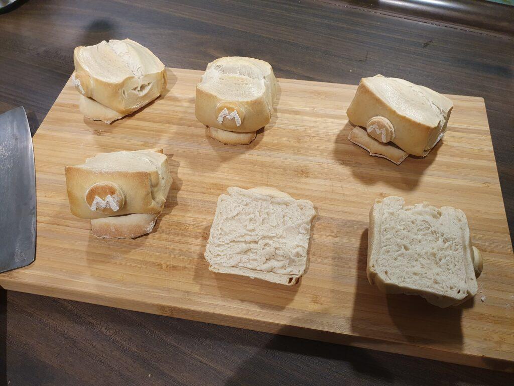 Pane di Pasta Dura - Mario - fertig