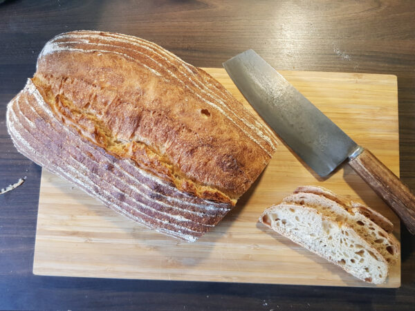 San Francisco Sourdough Brot - fertig 02