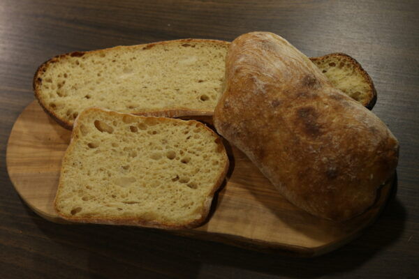 Einkorn Baguette Brötchen - fertig