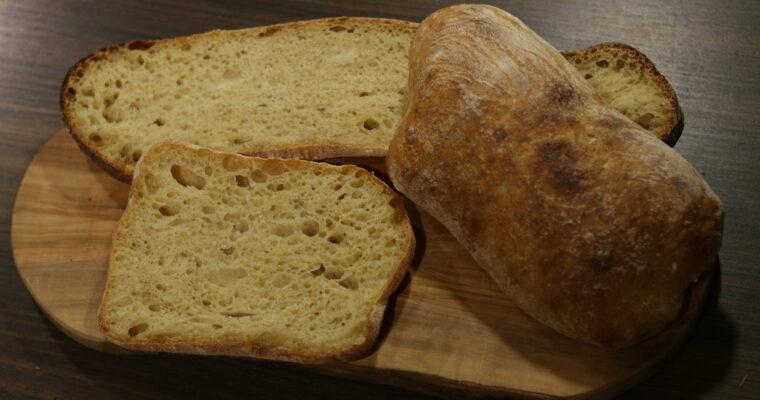 Einkorn Baguette Brötchen